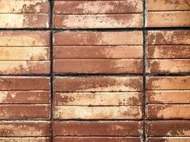 baksteen textuur achtergrond foto