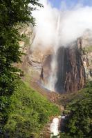 angel falls - venezuela foto