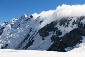 besneeuwde bergen