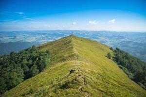 Karpatische bergen: foto