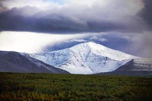 Grubeiz berg foto