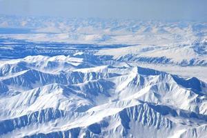 alaska sneeuw berg