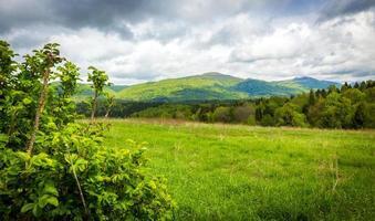 bieszczady bergen, polen