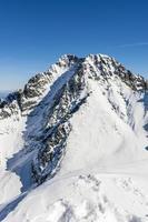 ijspiek (lodowy szczyt, ladovy stit) foto