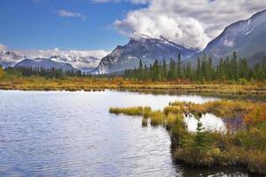 moeras in noordelijke bergen