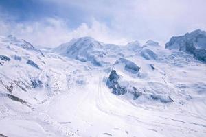 Matterhorn Region, Zwitserland foto