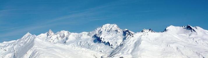 Mont Blanc foto