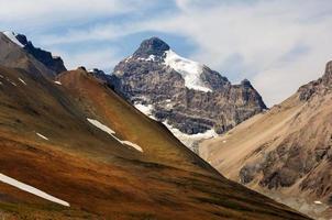 jasper nationaal park canada berg foto