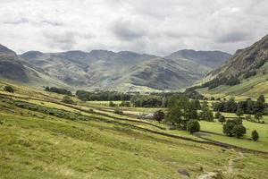 Langdale Valley - het Engelse merengebied foto