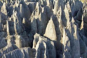 tsingy de bemaraha. mahajanga. Madagascar foto