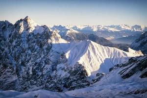 Europese Alpen foto