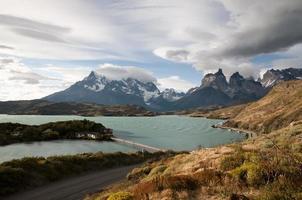Torres del Paine National Park - Chili foto