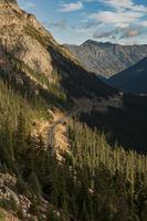 noorden cascades snelweg foto