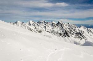 bergketen foto