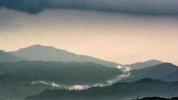 berg en lucht