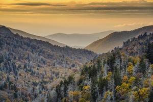 rokerige bergen nationaal park foto