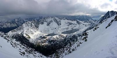 vijf Poolse Lake Valley foto