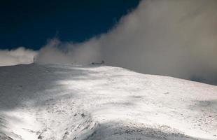 schneeberggipfel foto