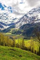 alpen tirol; Oostenrijk foto