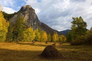 dageraad in een bergen