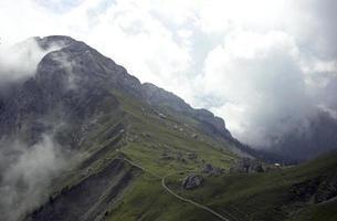Zwitserse alpen foto