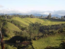 panorama y naturaleza foto
