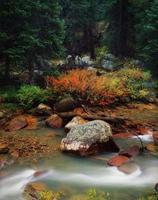 Onafhankelijkheidspas Mountain Creek, Colorado foto