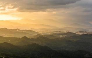 Taiwan uitzichtpunt
