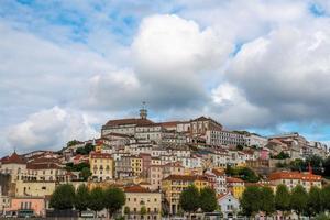 stad coimbra, portugal foto