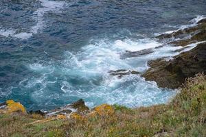 oceaan kust foto