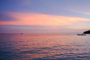 oceaan strand foto