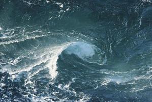 blauwe oceaangolf
