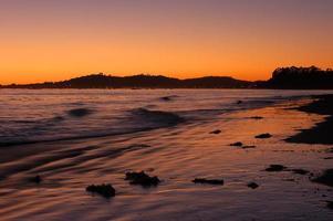 vrij strand foto