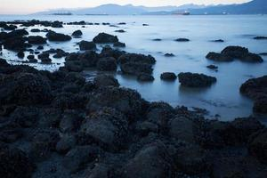 kitsilano beach - vancouver, canada foto
