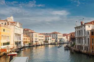 traitional Venetië huis, italië foto