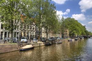 amsterdamse gracht foto