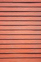 houten muren van interieur in huis. foto