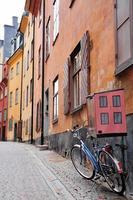 stockholm schetsen. foto