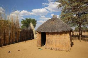 afrikaans dorp foto