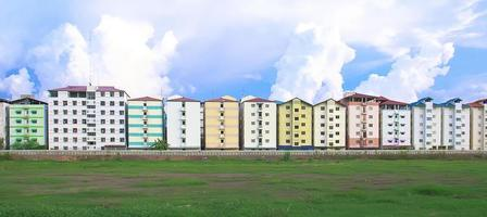 het condominium foto