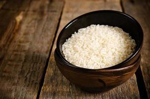 rijst in de kom