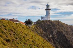 australië, byron bay light house foto