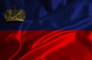 vlag van Liechtenstein