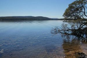 Australische kustlijn foto