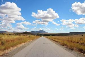 op weg naar Toliara, Madagaskar foto