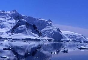 antarctica - graham land foto