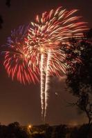 4 juli vuurwerk foto