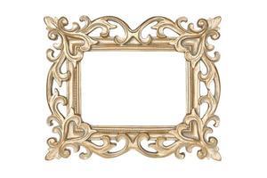 goud gesneden fotolijst