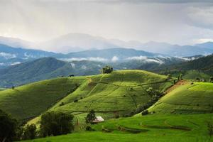 veld in mae-jam dorp
