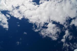mooie lucht foto